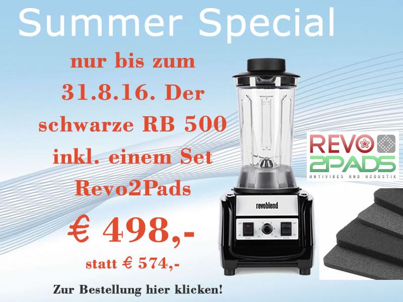 revoblend summer special