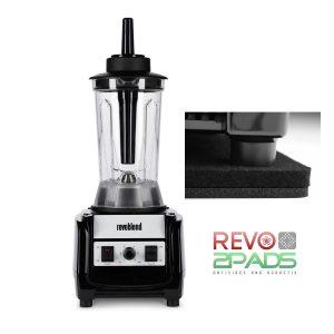 Revoblend RB 500 – schwarz + revo2pad