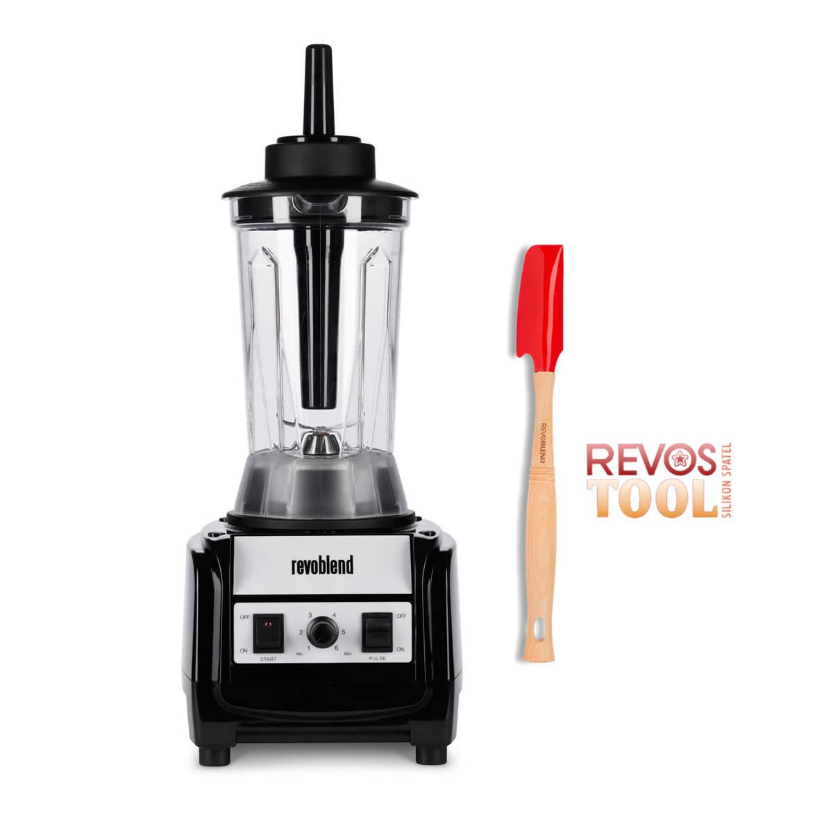 REB500 schwarz + RevosTool