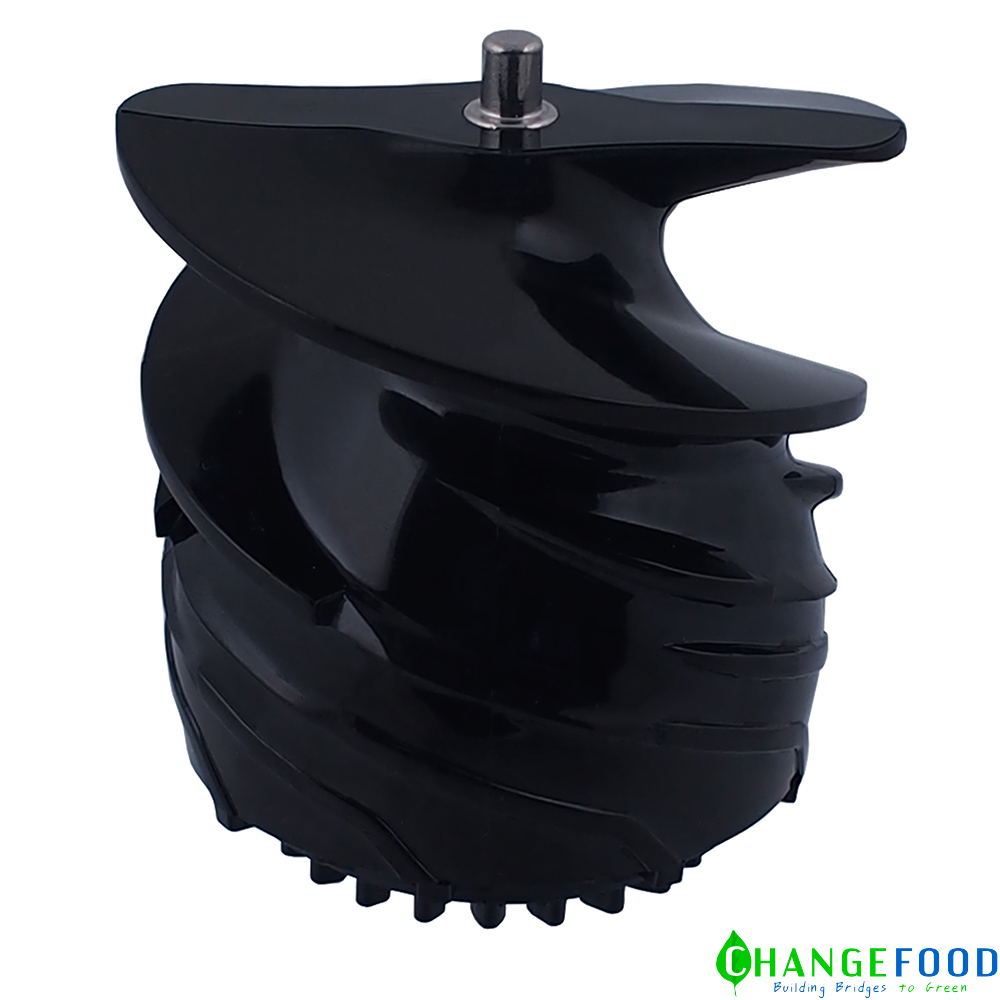 Spiral-Schneidkopf