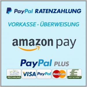 Paypal Shop Bezahlung